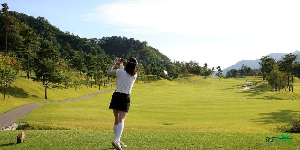 best female golfers of usa