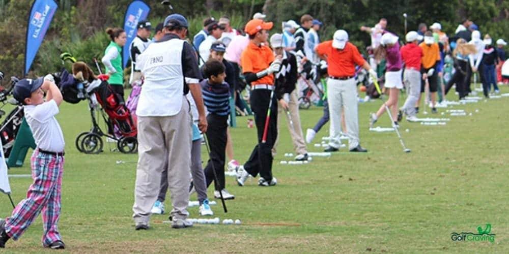 junior golf tournaments