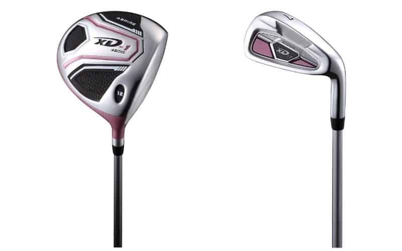 Aspire XD1 Ladies Women's Complete Right Handed Golf Clubs Set