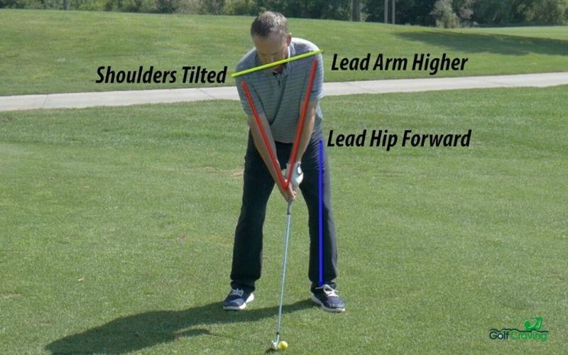 Golf Posture Tips