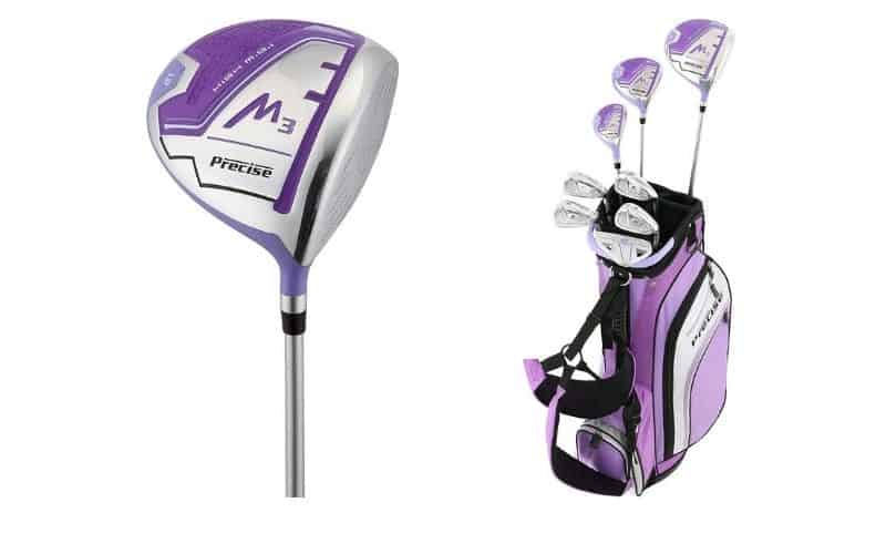 Precise M3 Ladies Womens Complete Golf Clubs Set