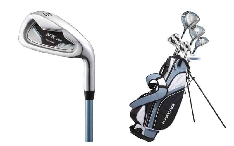 Precise NX460 Ladies Women Complete Golf Clubs Set
