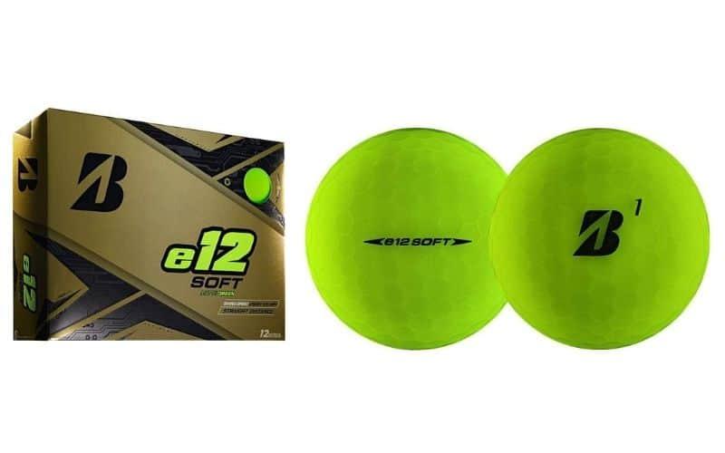 Bridgestone Golf e12 Soft Golf Balls