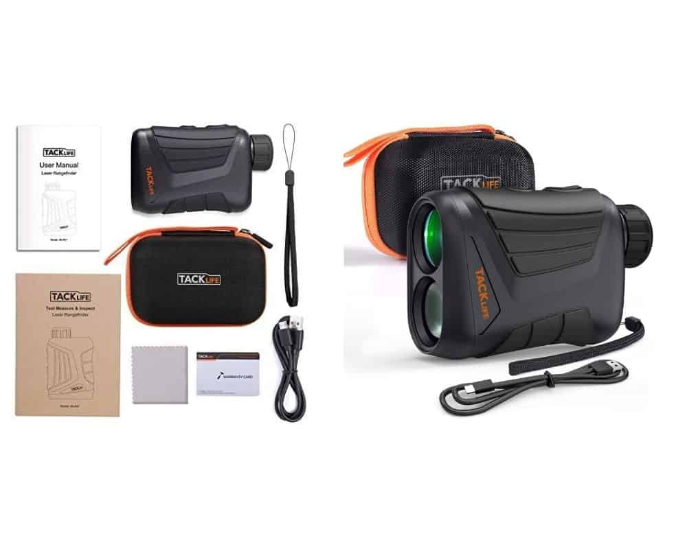 TackLife MLR01 Laser Golf Rangefinder