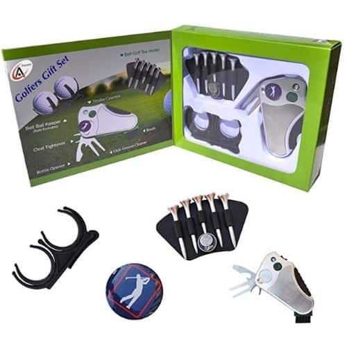 Golfer'S Best Golf Gift Set Tool