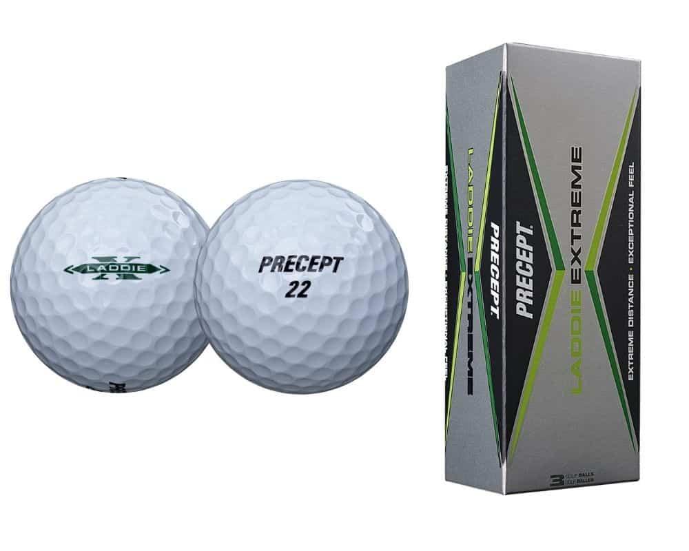 Precept Extreme Golf Balls