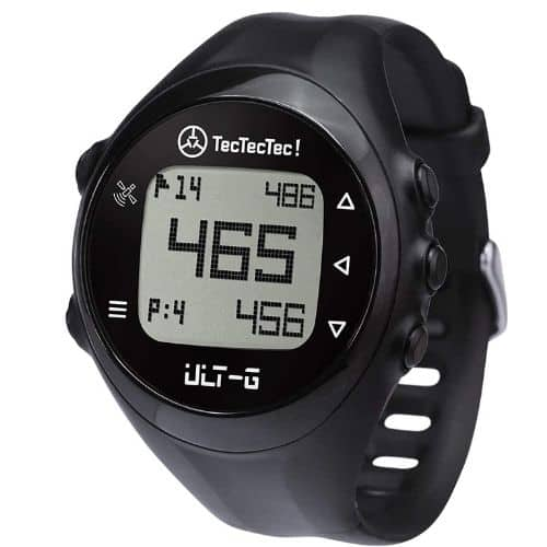 TecTecTec ULT-G Golf GPS Watch