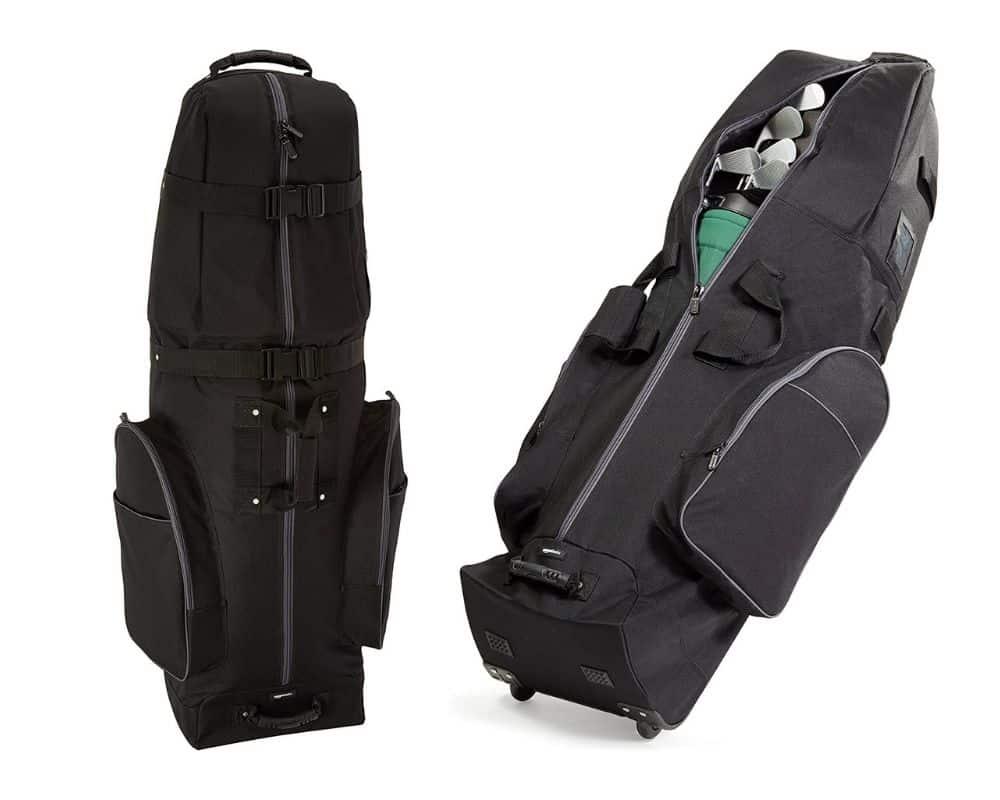 Amazon Basics Soft-Sided Golf Travel Bag