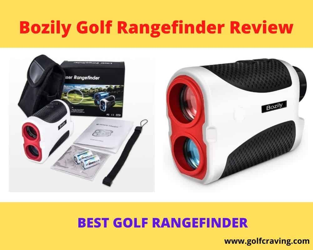 Bozily Golf Rangefinder Review