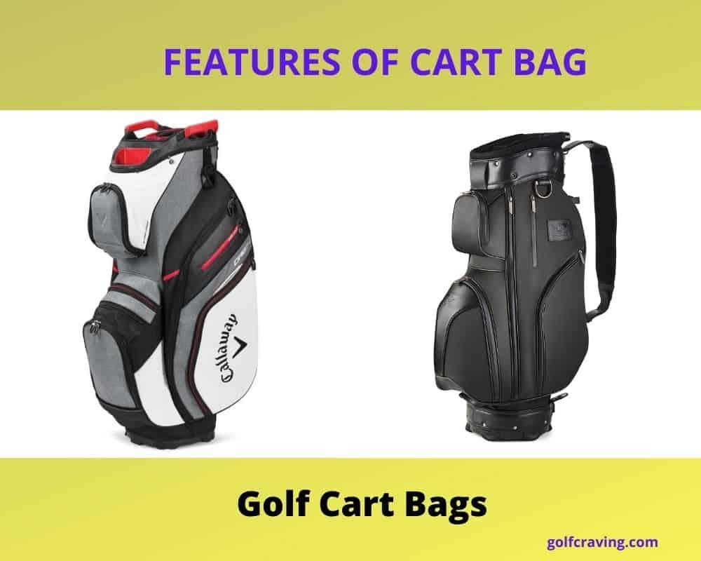 Features of Cart Bag