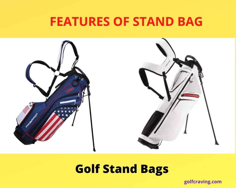Features of Stand Bag
