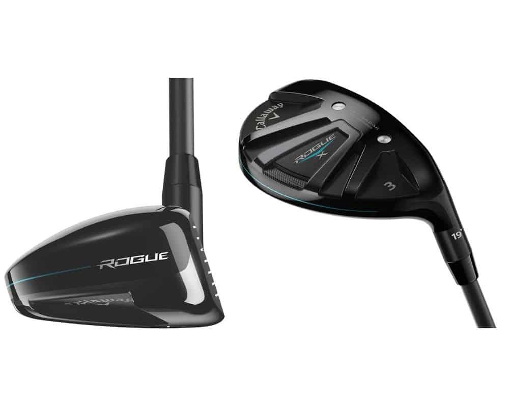 Callaway Golf 2020 Rogue X Hybrid