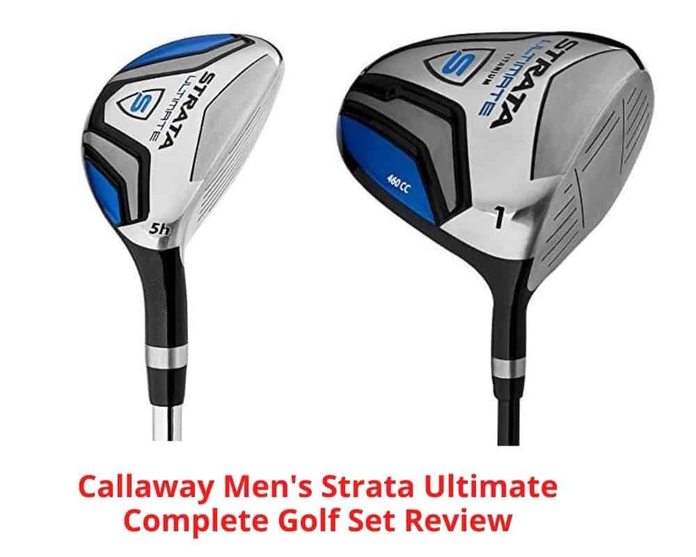 Callaway Mens Strata Ultimate Complete Golf Set Review
