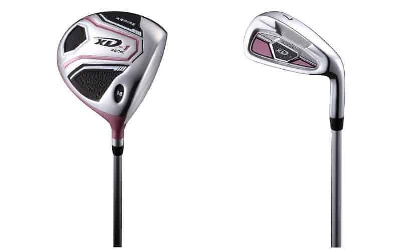 Aspire XD1 Ladies Women's Complete Golf Clubs Set