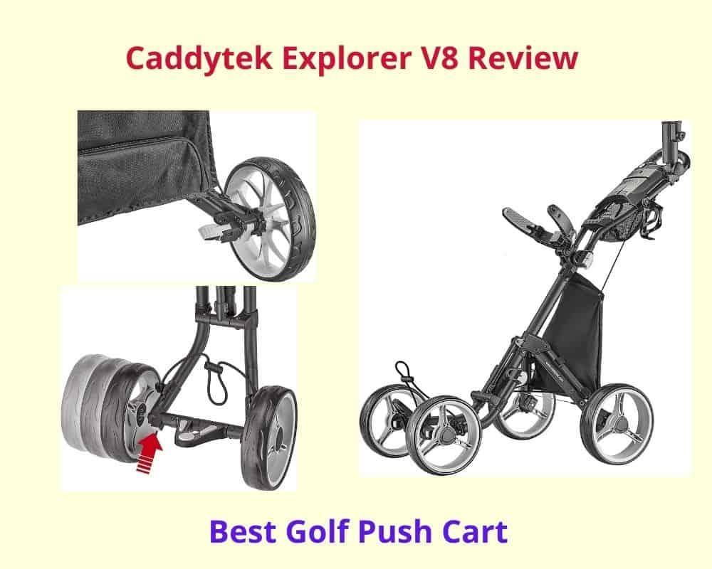 Caddytek Explorer V8 Reviews
