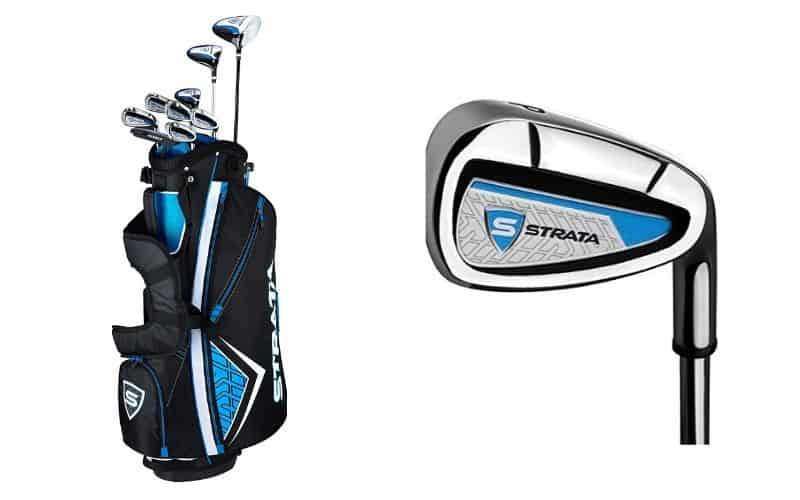 Callaway Golf Mens Strata Complete Package Set