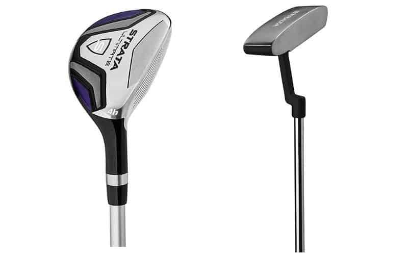 Callaway STRATA Women's Golf Packaged Sets