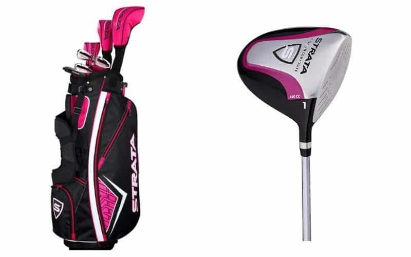 Callaway Women's Strata Complete Golf Set