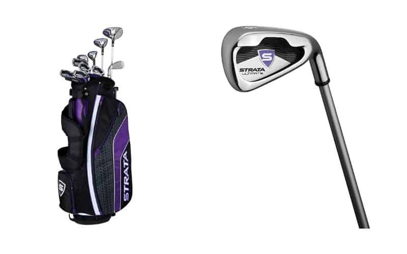 Callaway Womens Strata Ultimate Complete Golf Set