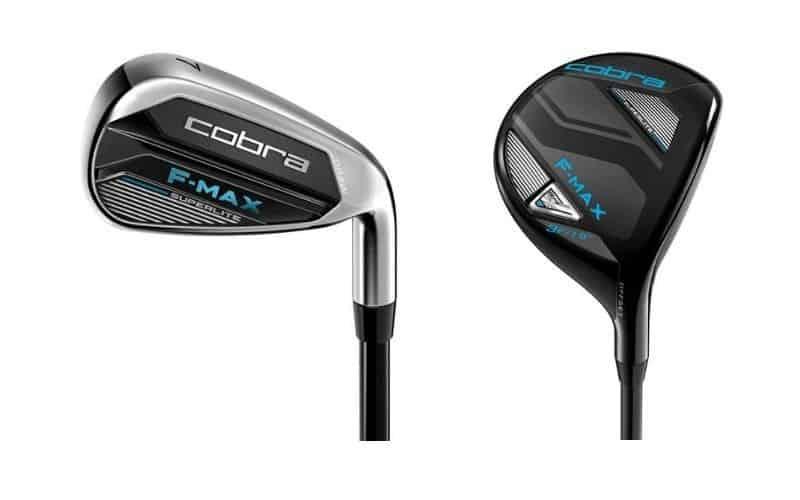 Cobra Golf Women's 2019 F-Max Superlite Complete Set