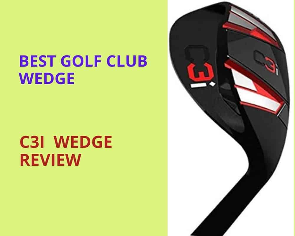 C3i Wedge Review