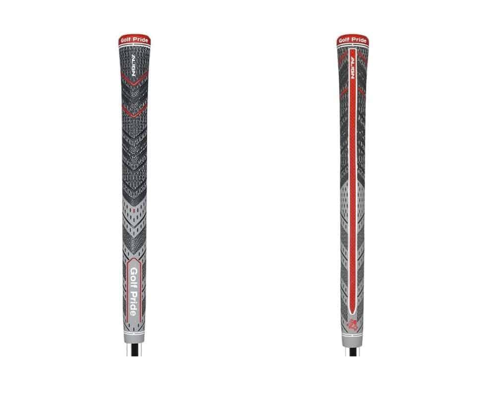 Golf Pride MCC Plus4 Align Multi Compound Golf Grip