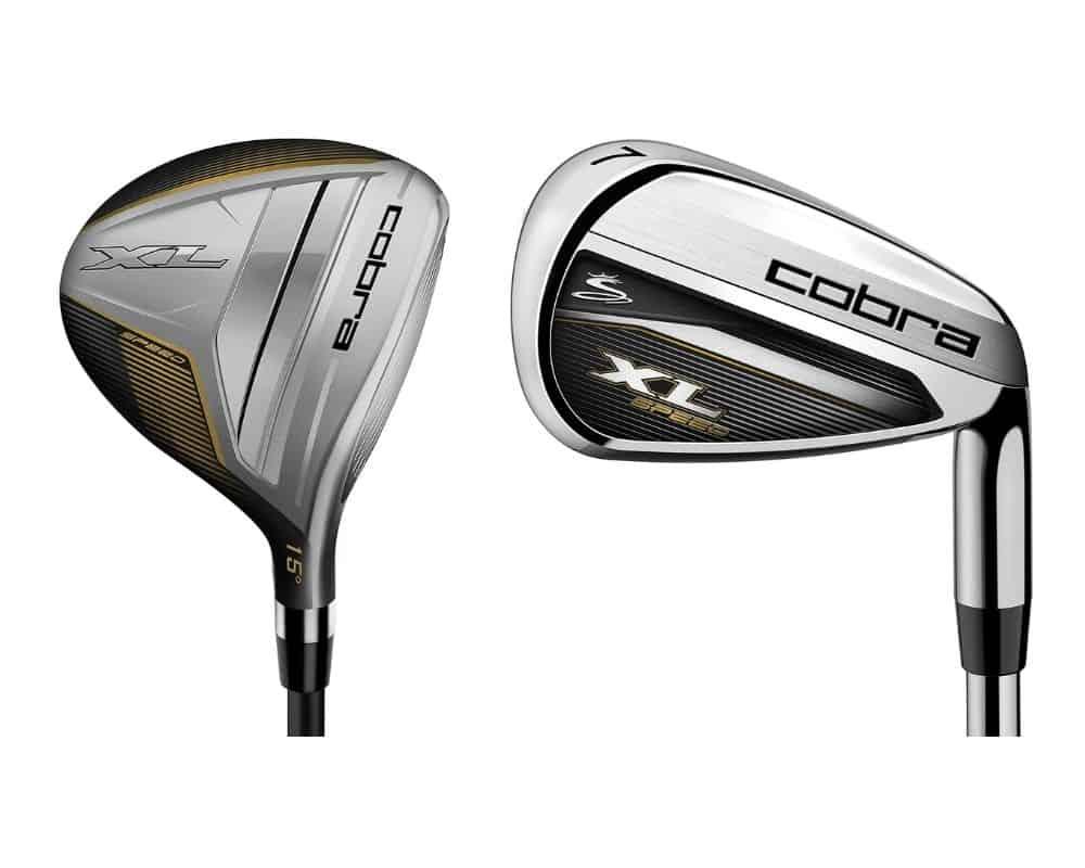 Cobra Golf Men's XL Speed Complete Golf Set