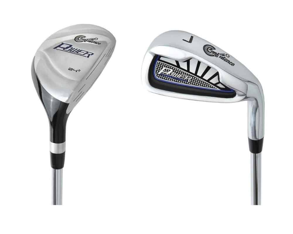 Confidence Golf Mens Power V3 Club Set