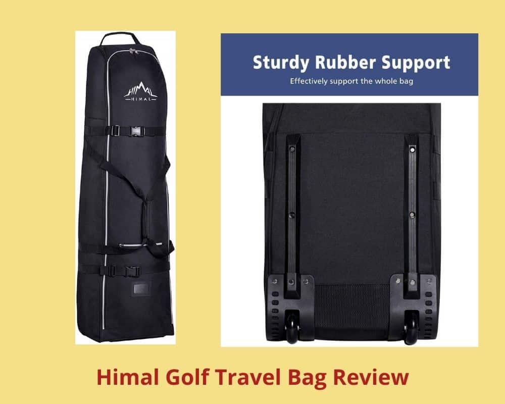 Himal Golf Travel Bag Review