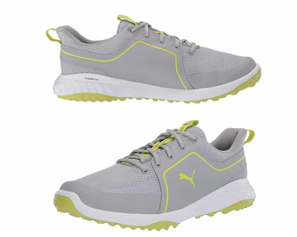 PUMA Men's Grip Fusion Sport 2.0 Golf Shoe