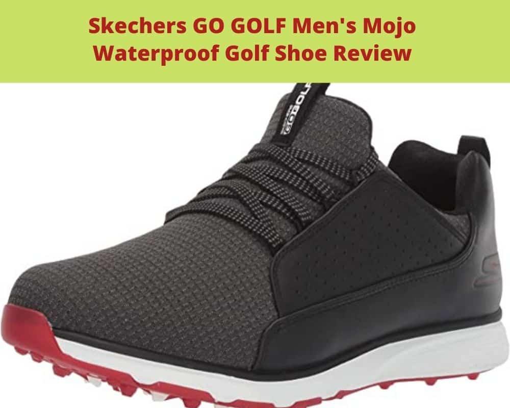 Skechers GO GOLF Men's Mojo Waterproof Golf Shoe Review