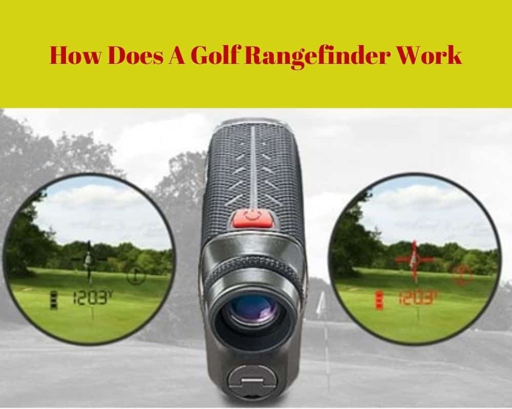 How Does A Golf Rangefinder Work
